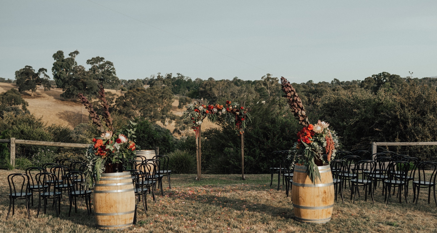 Wedding venues Yarra Valley