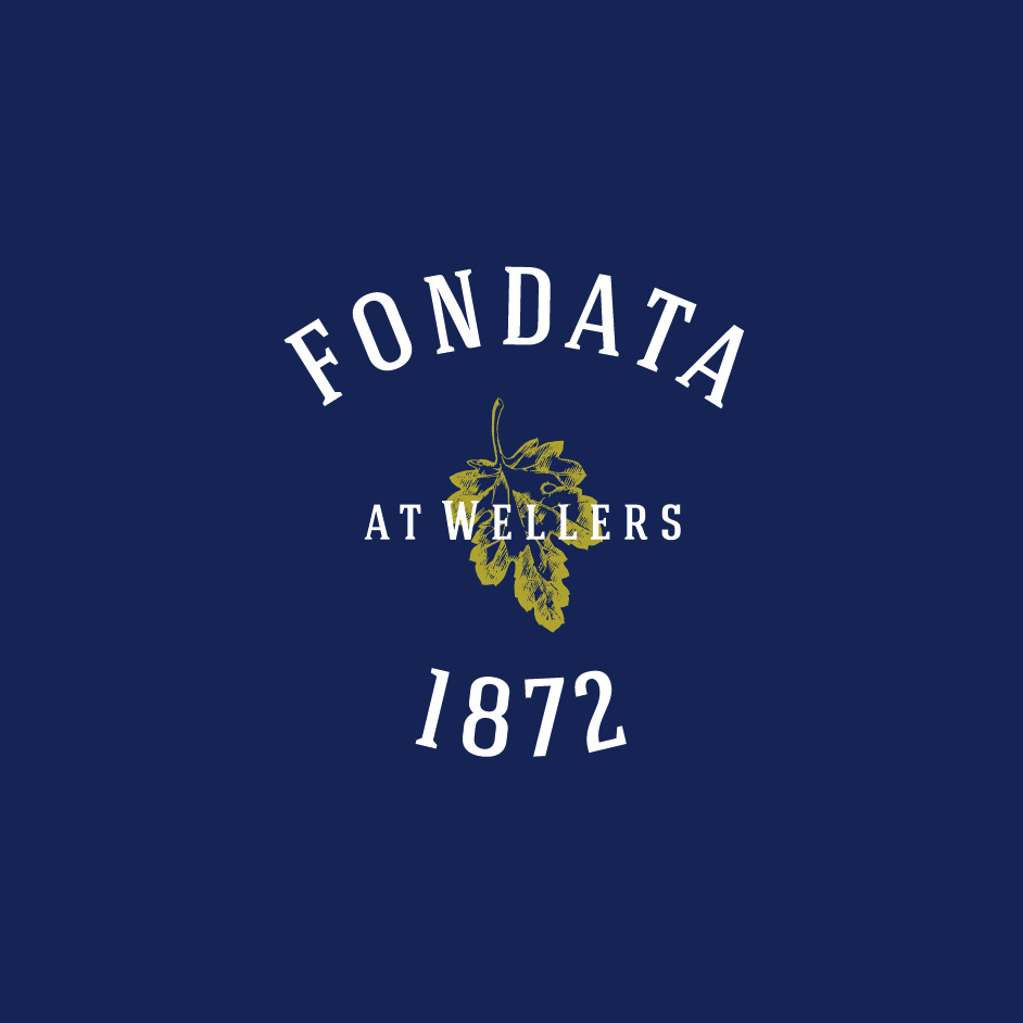 Logo-on-Blue-Fondata